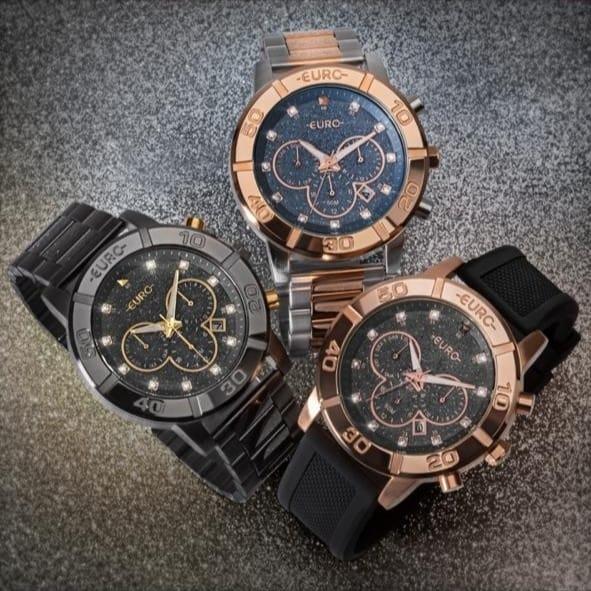 Relógios femininos da marca EURO