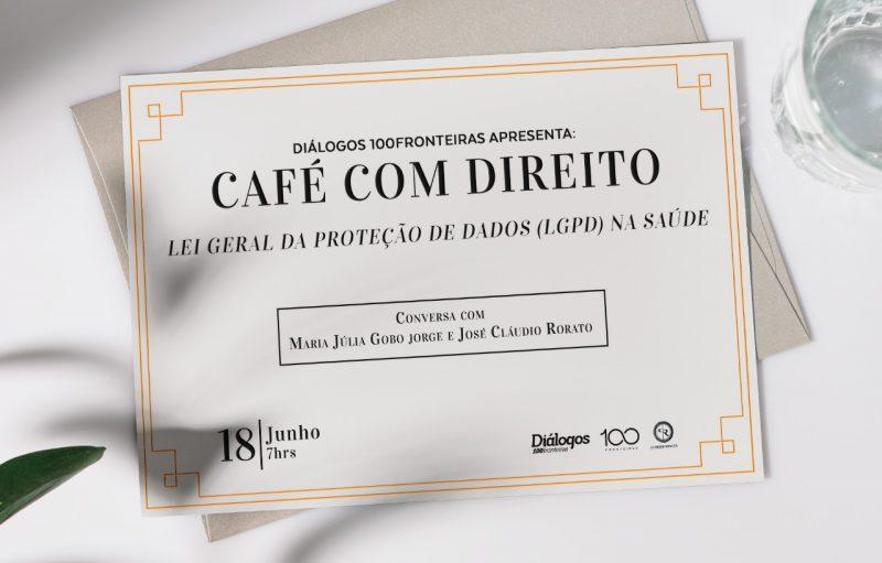 Café com Direito - Dialogos 100fronteiras