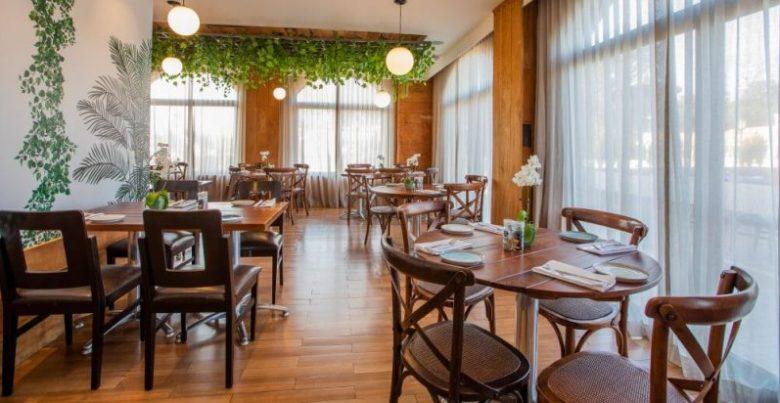 restaurante giardino no wish resort em foz do iguacu