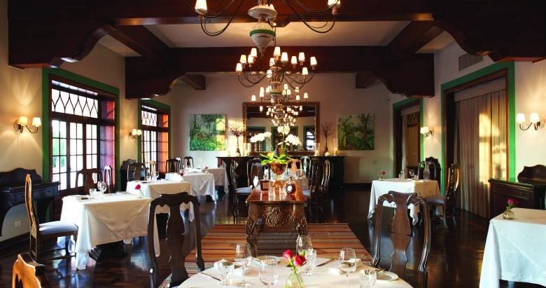 Restaurante Itaipu Belmond