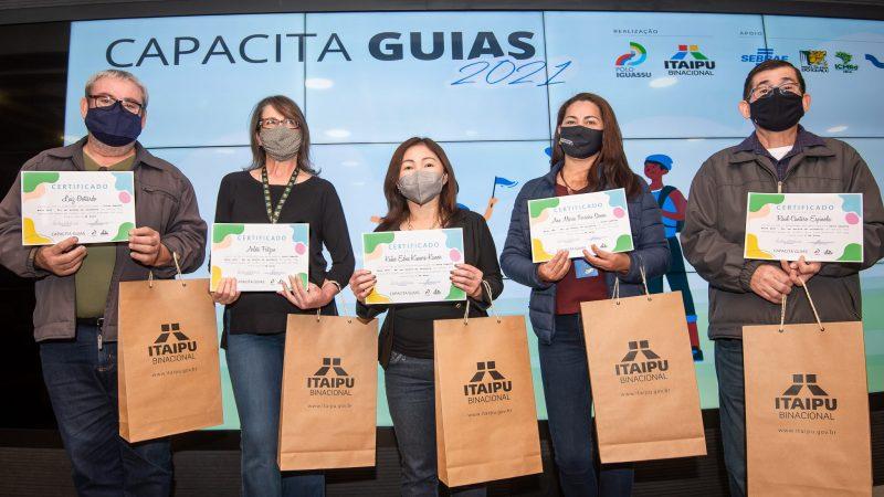 Iniciativa da Itaipu e Polo Iguaçu vai beneficiar 2.250 profissionais do turismo