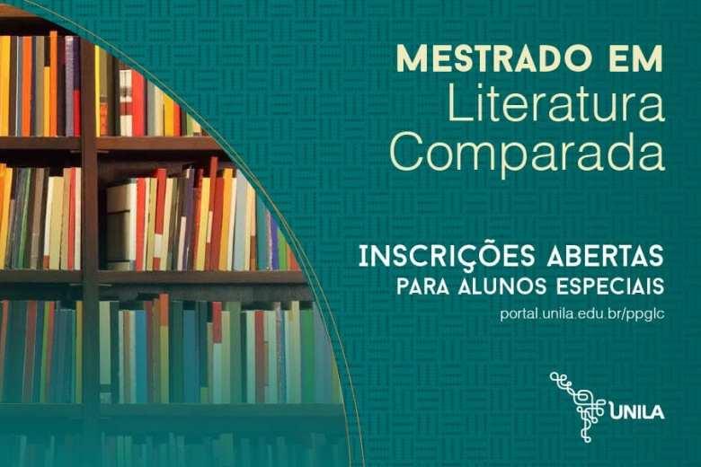 Mestrado Unila Literatura Comparada
