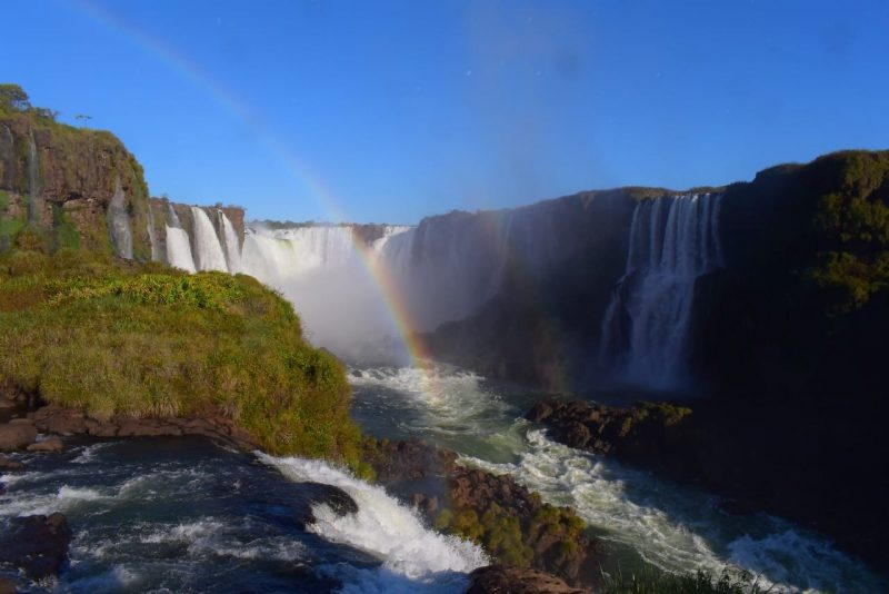 Parque Nacional do Iguaçu fecha primeiro semestre com recuperação gradativa de visitantes