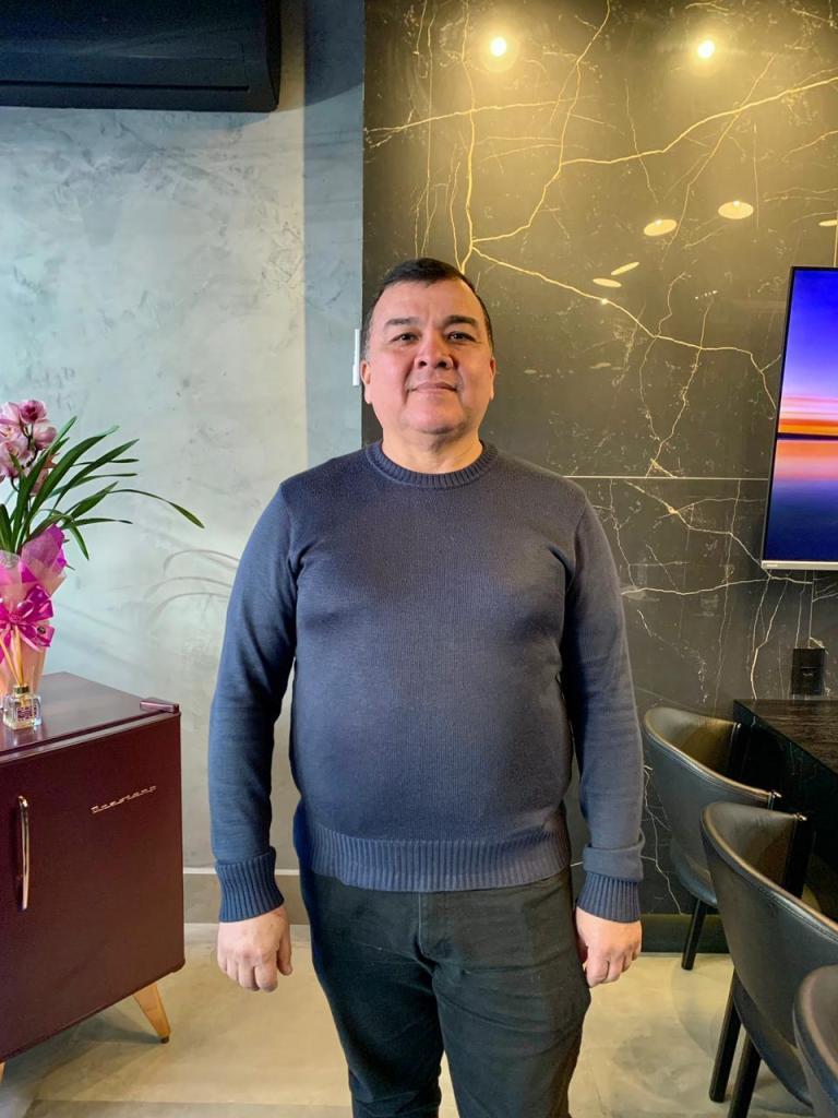 Roberto Doldan Diretor Vigilância Epidemiológica