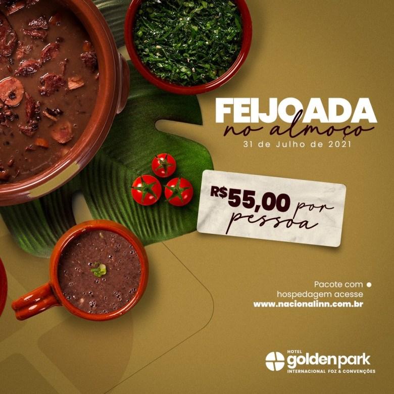 Feijoada Hotel Golden Park