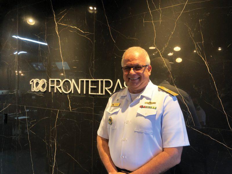Vice-almirante Chaves - marinha do Brasil