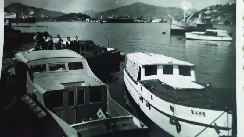 Barco Schinke - foz