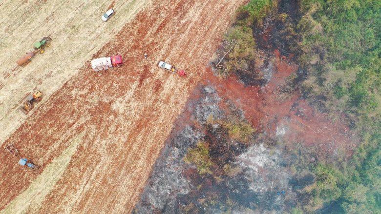 incêndio-floresta-foz-itaipu