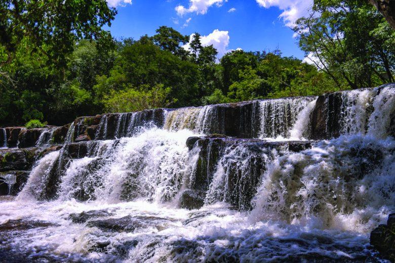 Cachoeira do Tio João em Matelândia