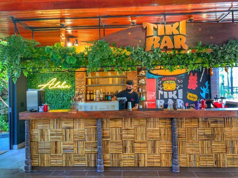 Balcão Tiki Bar