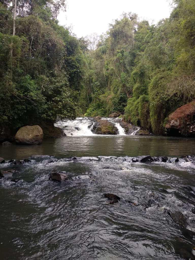 Cachoeira do Carimã, em Foz do Iguaçu