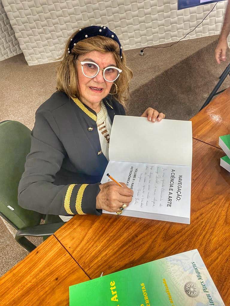 Homenagem da Diretoria de Hidrografia e Navegação ao Comandante Altineu Pires Miguens