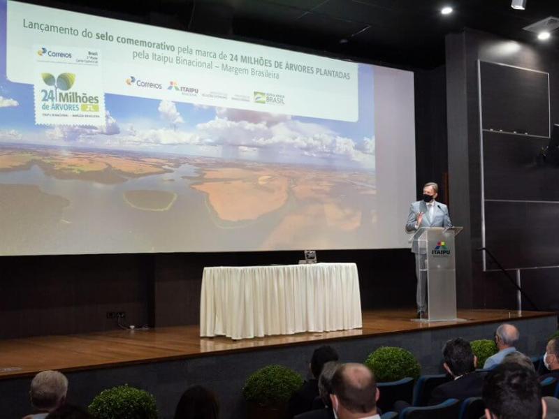 selo-comemorativo-itaipu-eterniza-preservação-ambiental
