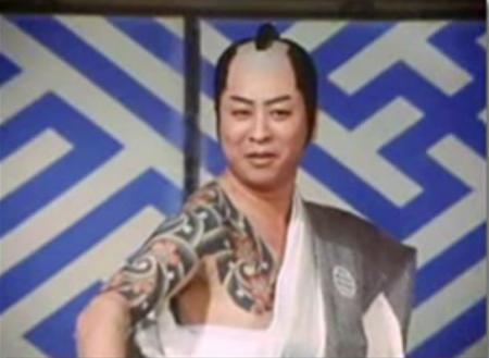 遠山の金さん捕物帳 中村梅之助 1970-1973 テレビ朝日