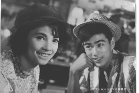 ファンキーハットの快男児 (1961...