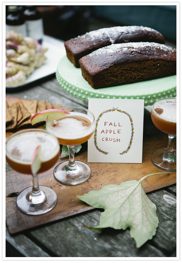 Autumn Cocktail Party Inspiration  Party + Entertaining