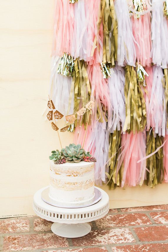 Little Baby Girl Wallpaper Ideas Cactus Themed First Birthday Party Pink Party Ideas
