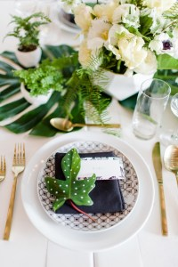 Modern black and white baby shower | Baby shower ideas ...