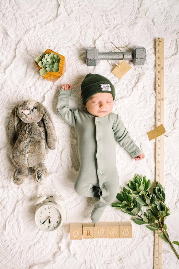 Newborn Boy Photo Ideas : newborn, photo, ideas, White, Boy's, Nursery, Gender, Neutral, Layer, Cakelet