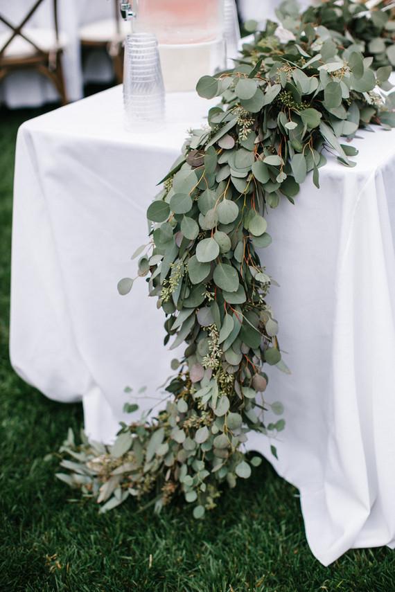Eucalyptus Garland Wedding Amp Party Ideas 100 Layer Cake
