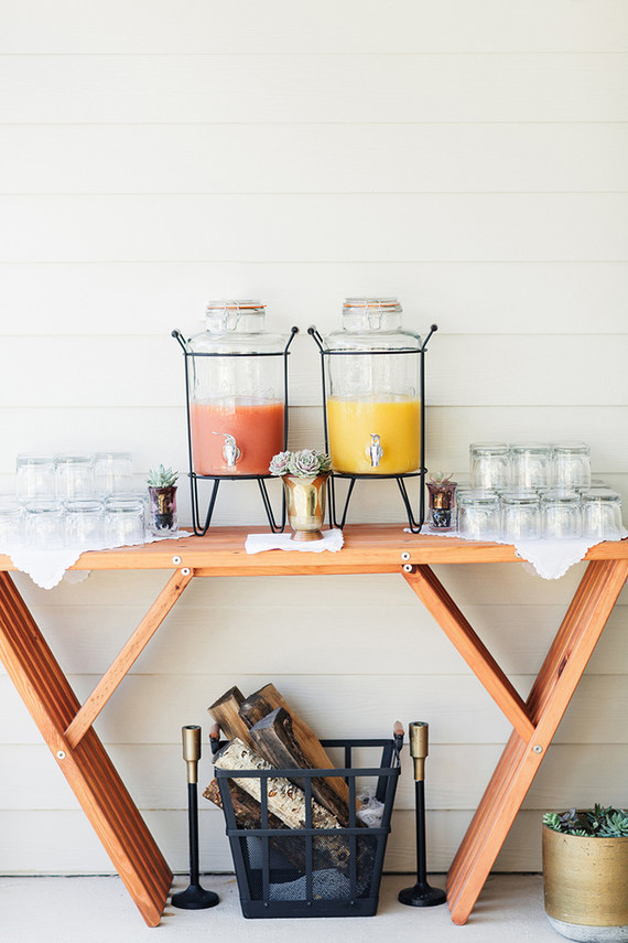 Juice Bar Wedding Amp Party Ideas 100 Layer Cake