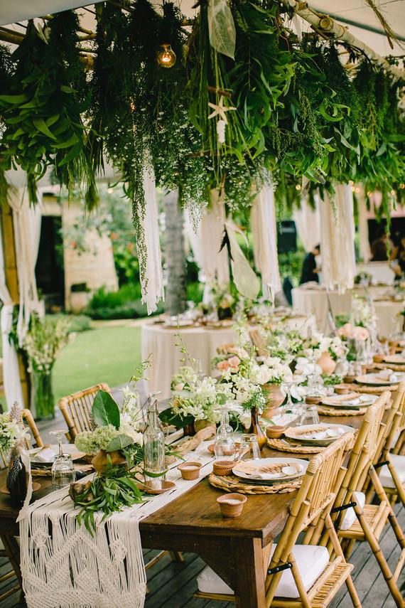 Table Clothes Outdoor Wedding