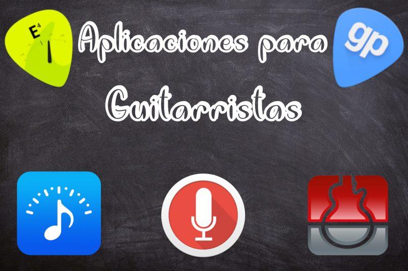 apps que todo guitarrista debería tener