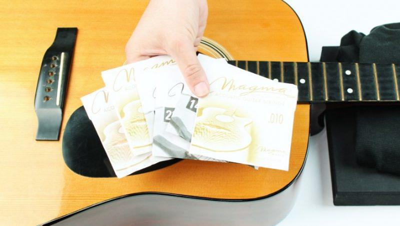 Cómo cambiar cuerdas de guitarra ▷ ¡11 Pasos muy fáciles!