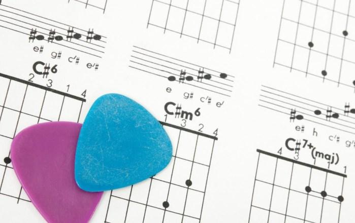 Cómo leer tablaturas de guitarra 🎵