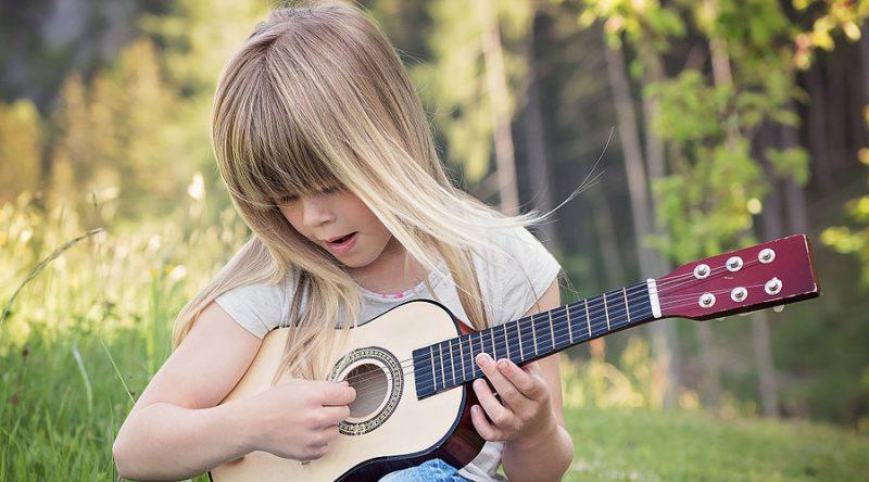 Guitarras ideales para niños