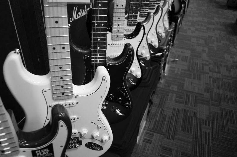 Guitarras eléctricas baratas vs Guitarras eléctricas caras