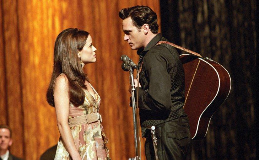 Johnny Cash : Walk the Line (2005) / ウォーク・ザ・ライン 君につづく道