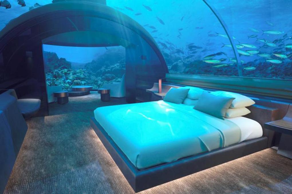 Primer hotel submarino del mundo abre sus puertas