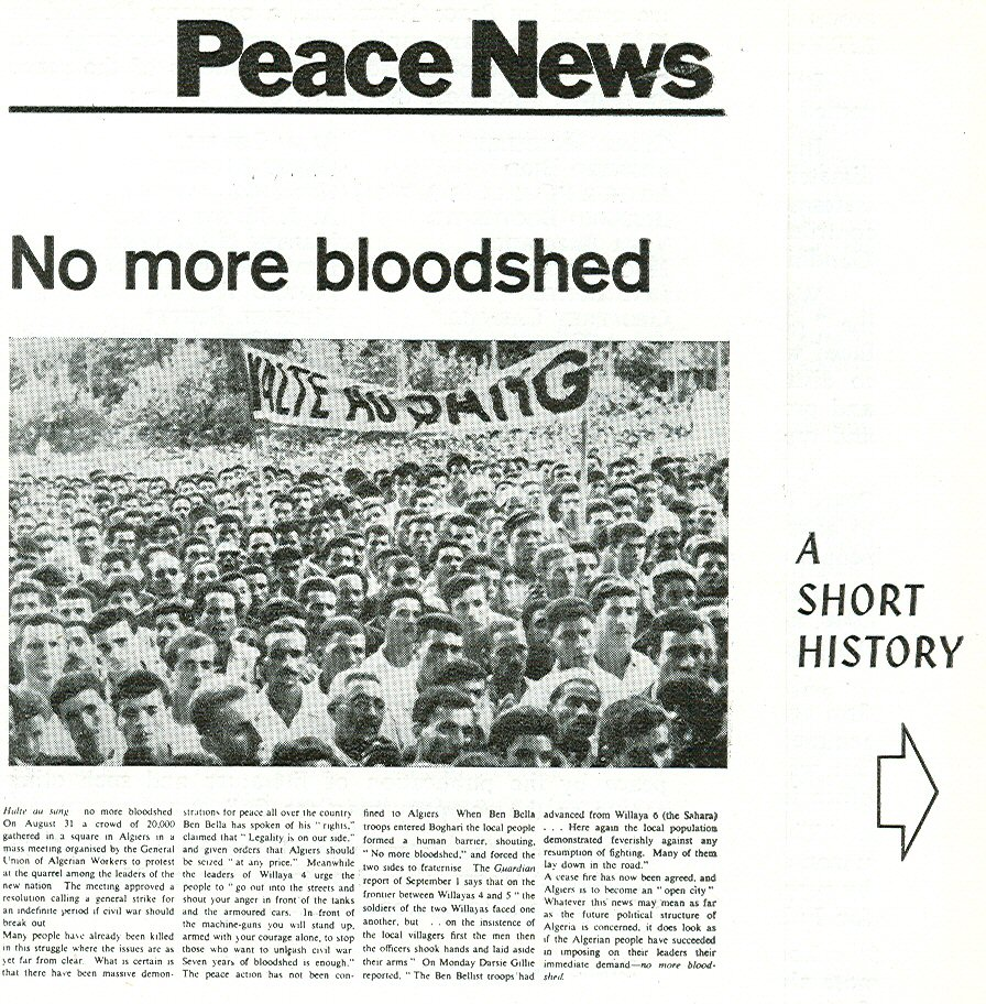 94. Pioneering Pacifist Journalism: the Peace News Story