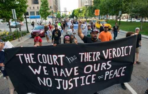 trayvon protests II