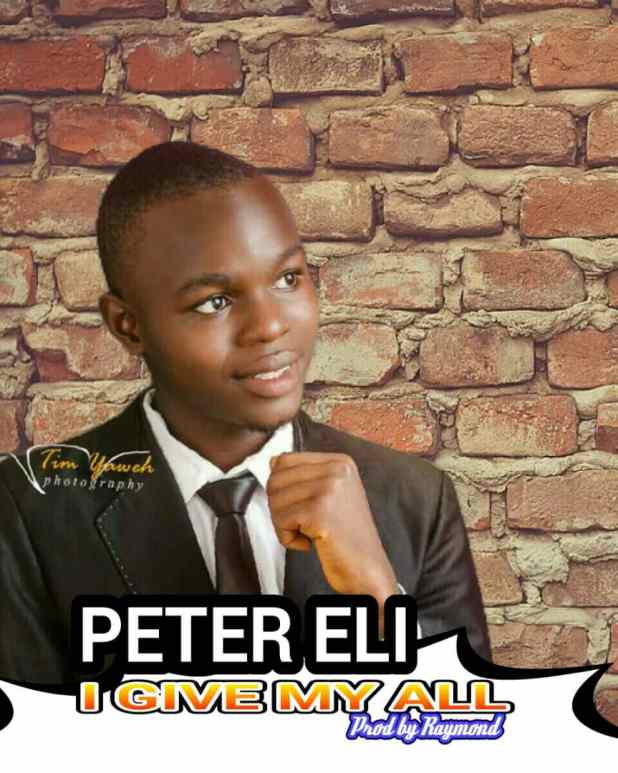 Peter Eli – I Give My All