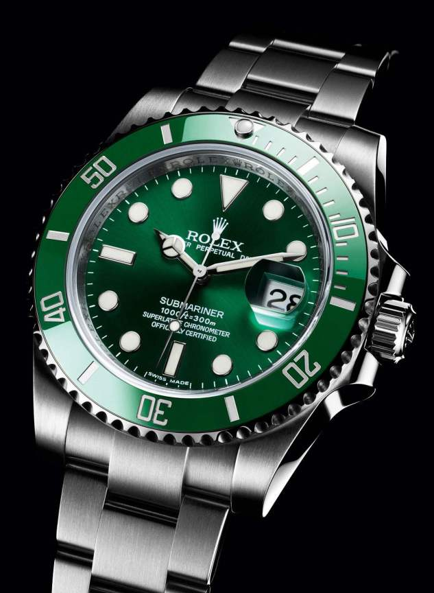 Rolex-Submariner-116610-LV