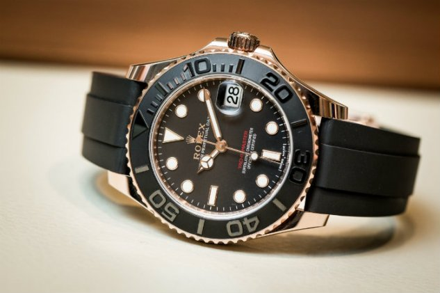 wohen-mit-klassikern-BASELWORLD-2015-HIGHLIGHTS-Rolex-Oyster-Perpetual-Yacht-Master-In-18k-Everose-Gold