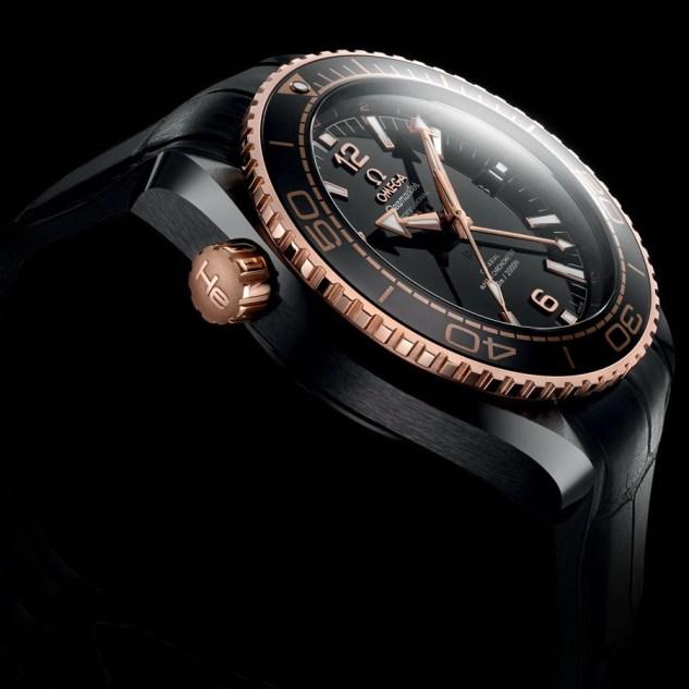 OMEGA Seamaster Master Chronometer DEEP BLACK 03
