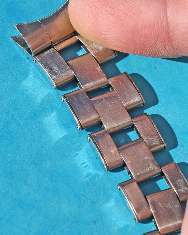rare-vintage-rolex-parts-ci-expandable-extensible-riveted-links-bracelet-ss-submariner-5512-5513-1675-1016-6538-6536-5510