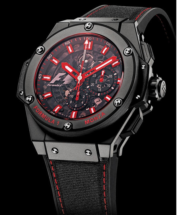Hublot King Power F1 Monza