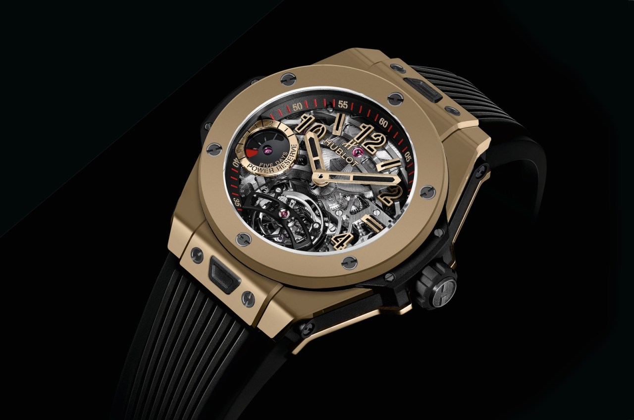 HUBLOT-Big-Bang-Tourbillon-5-Day-Power-Reserve-Indicator-Full-Magic-Gold[1]