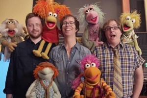 """BEN FOLDS FIVE GOES FRAGGLE ROCK IN NEW MUSIC VIDEO FOR """"DO IT ANYWAY"""" FROM THE NERDIST CHANNEL"""