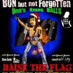 Bon's Xmas Balls – a Black T event!