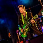 BRIAN SETZER'S ROCKABILLY RIOT – Fremantle Arts Centre – 24 March 2012