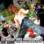 Canadian sleaze/glam band REVERSE GRIP touring Australia in October