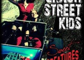 CRASH STREET KIDS – Sweet Creatures