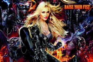 DORO – Raise Your Fist In The Air [EP]