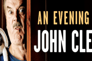 Comedy: An Evening With John Cleese, live in Perth 22nd January 2012