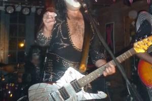 KISSTake – Mustang Bar, Perth, 27 September 2012